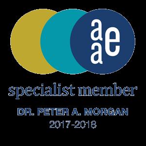 Peter Morgan DMD AAE Specialist Member