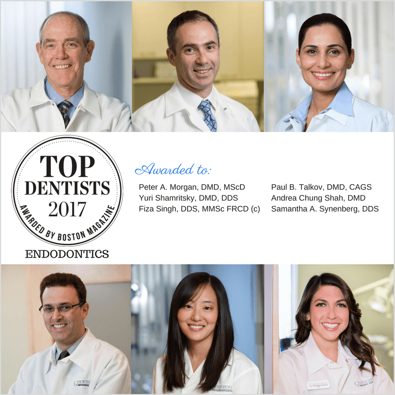Boston Magazine's Top Dentist for Endodontics